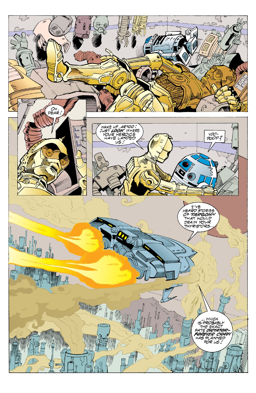 Read online Star Wars Legends Epic Collection: The Empire comic -  Issue # TPB 5 (Part 4) - 15