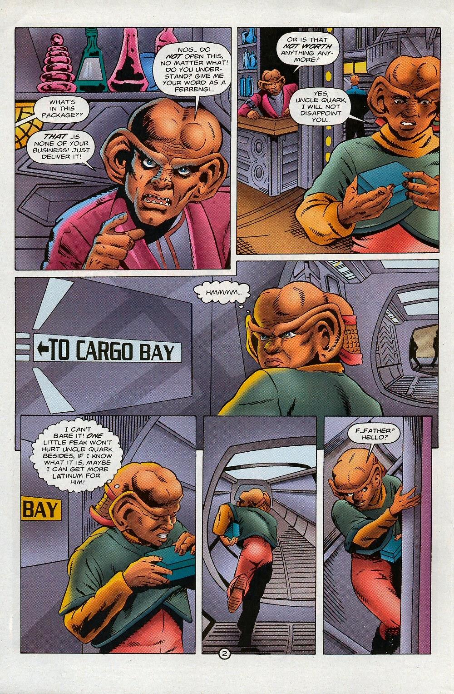 Read online Star Trek: Deep Space Nine (1993) comic -  Issue # _Special 1 - 37