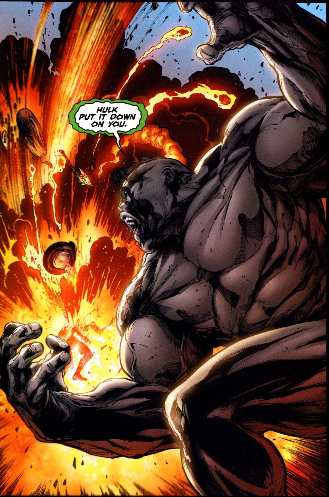 Read online Ultimate Hulk Annual comic -  Issue # Full - 20