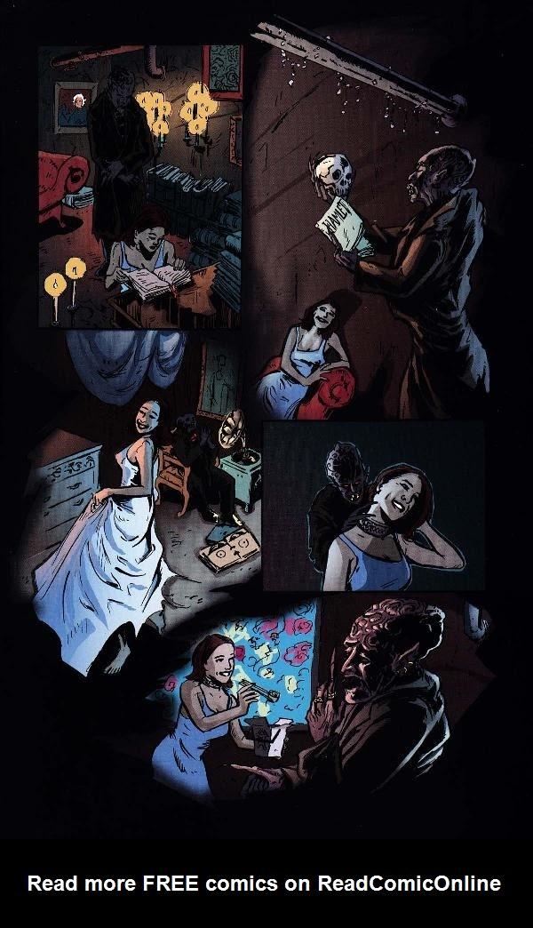 Read online Vampire the Masquerade comic -  Issue # Nosferatu - 37