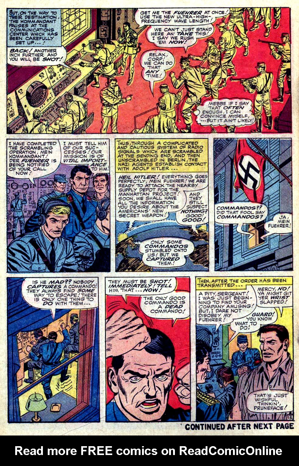 Read online Sgt. Fury comic -  Issue #24 - 18