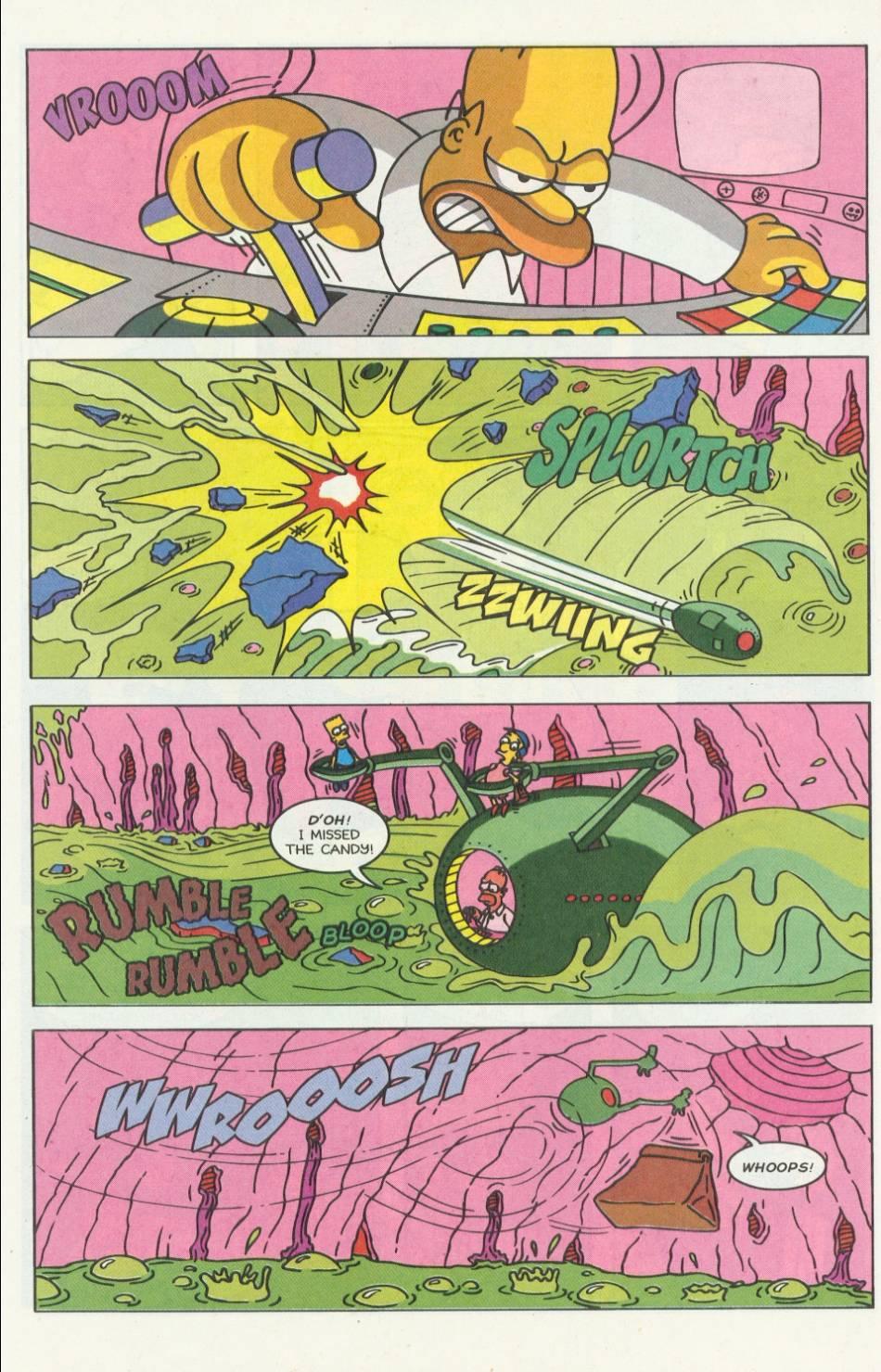 Read online Simpsons Comics comic -  Issue #8 - 18