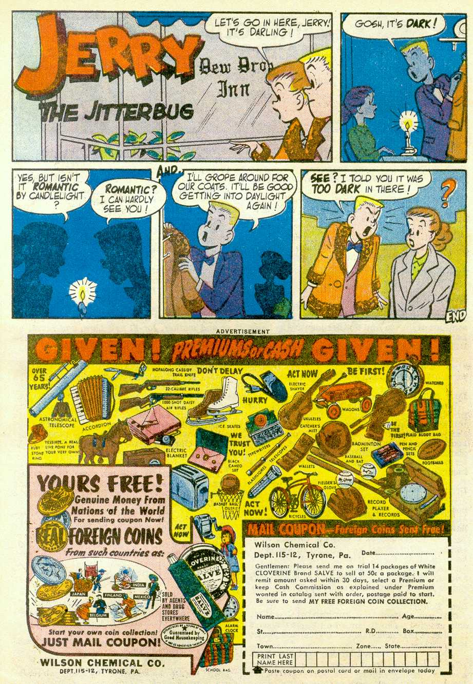 Read online Action Comics (1938) comic -  Issue #255 - 23