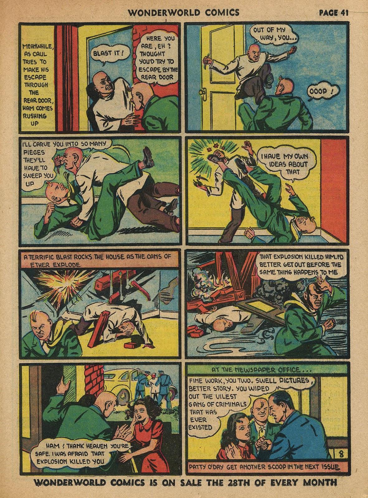 Wonderworld Comics issue 23 - Page 42