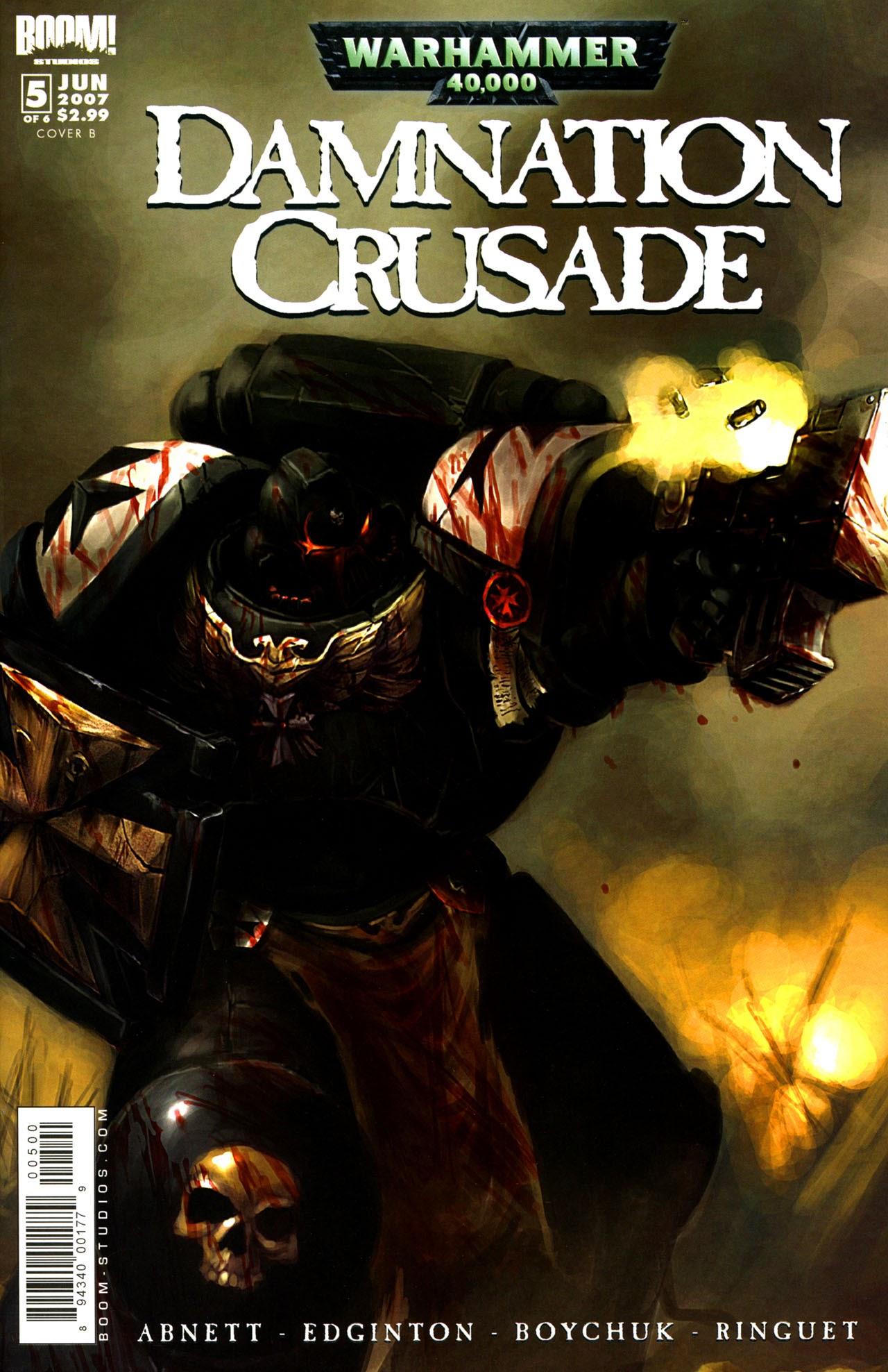 Warhammer 40,000: Damnation Crusade 5 Page 1