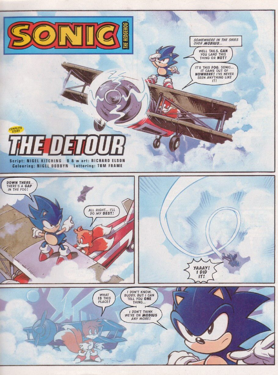 Read online Sonic the Comic comic -  Issue #113 - 3