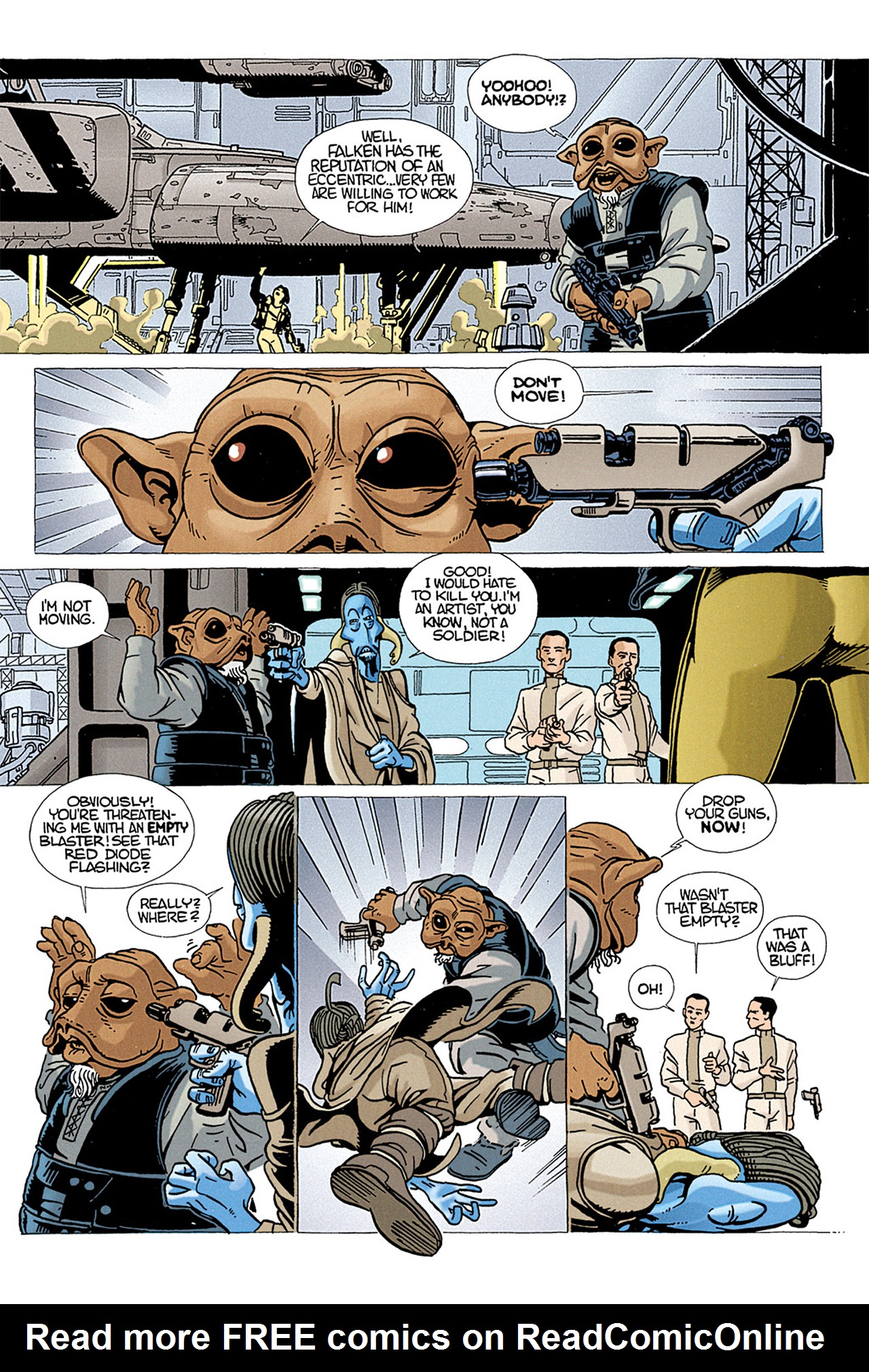 Read online Star Wars Omnibus comic -  Issue # Vol. 1 - 238
