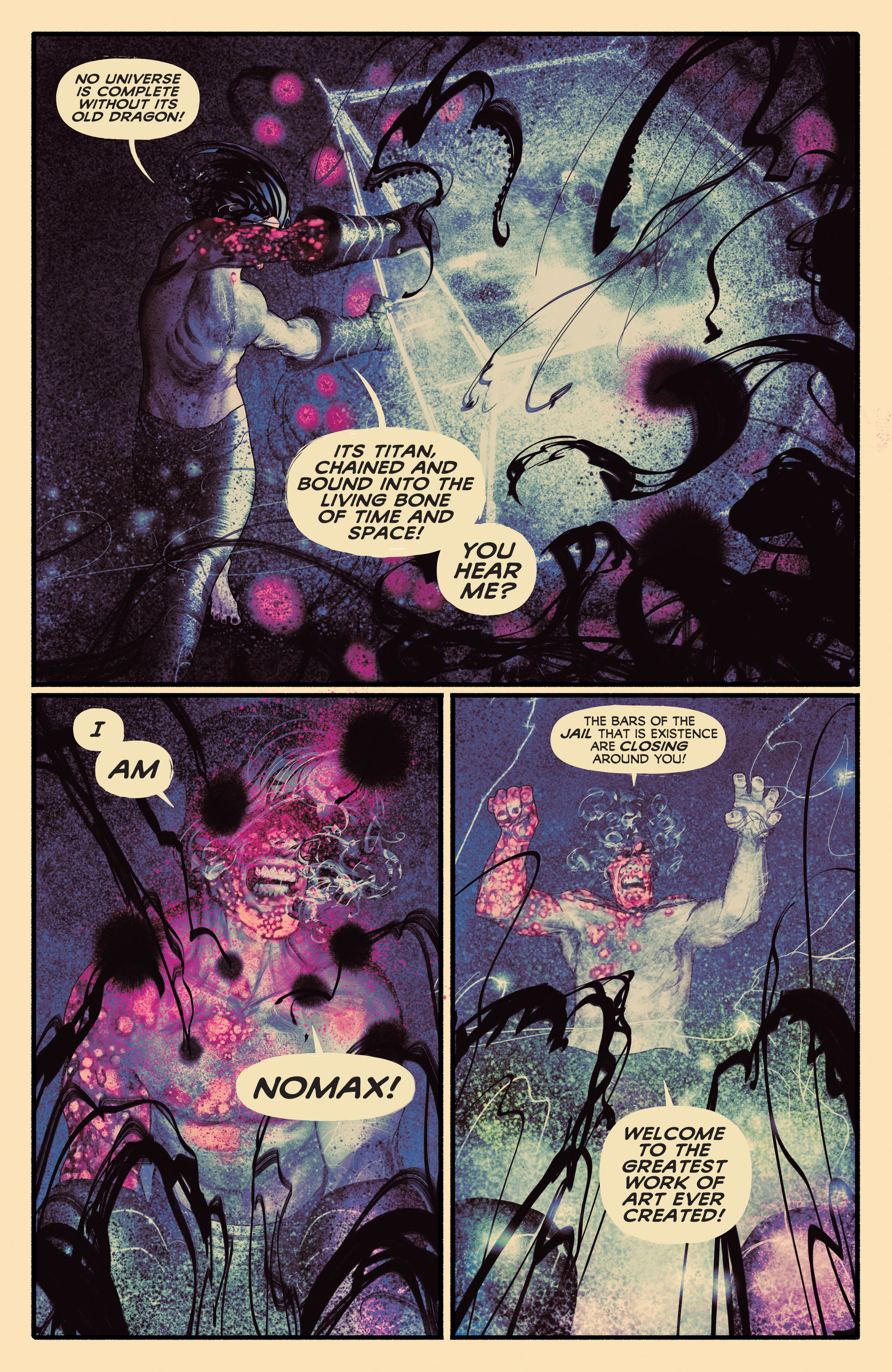 Read online Annihilator comic -  Issue #5 - 25