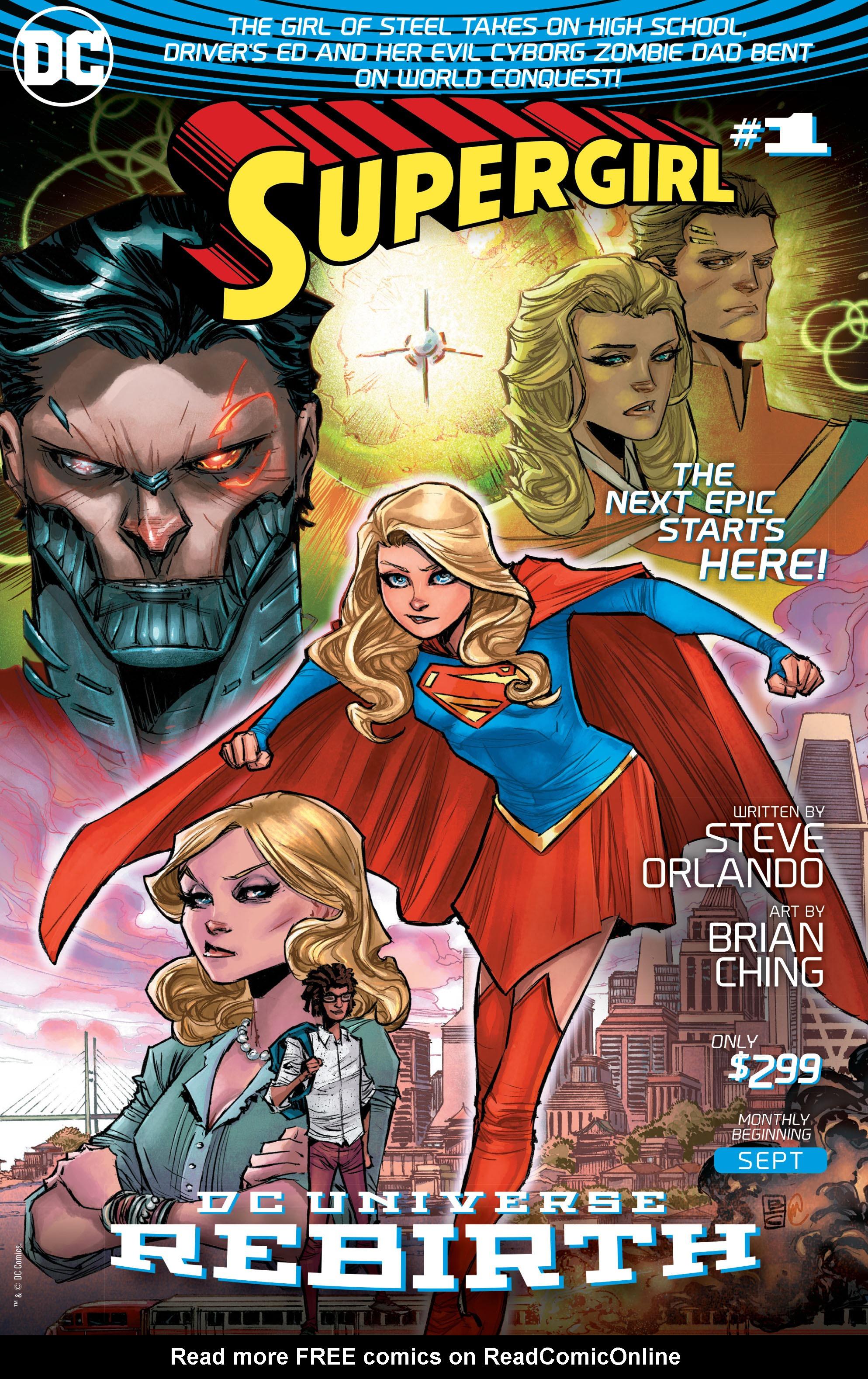 Read online Scooby Apocalypse comic -  Issue #3 - 2