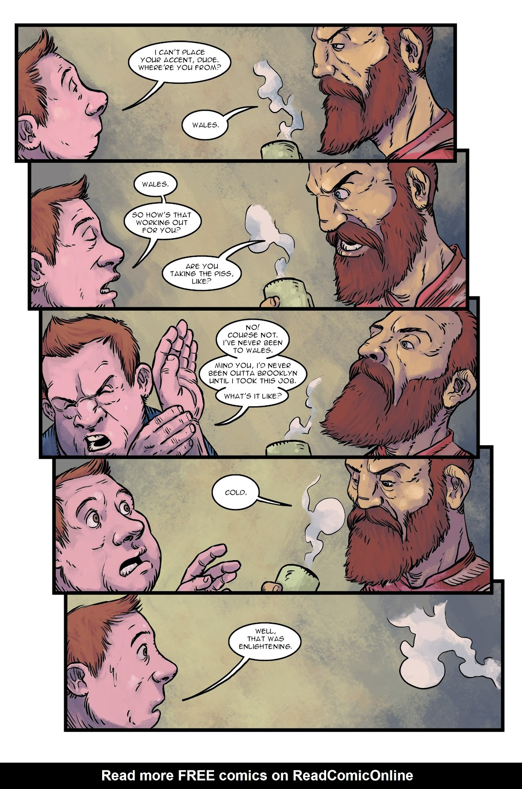Read online Impossible comic -  Issue # TPB - 20