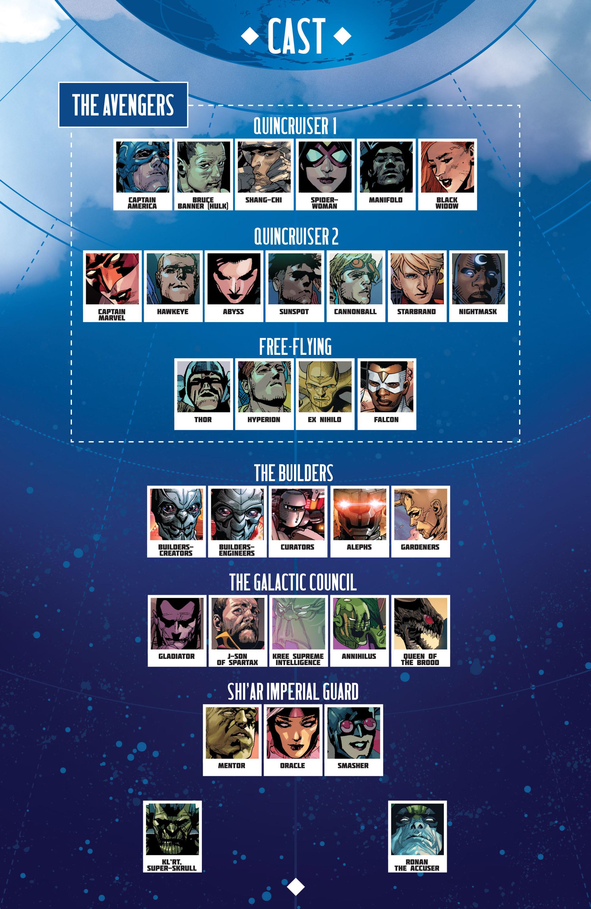 Read online Avengers (2013) comic -  Issue #Avengers (2013) _TPB 4 - 5