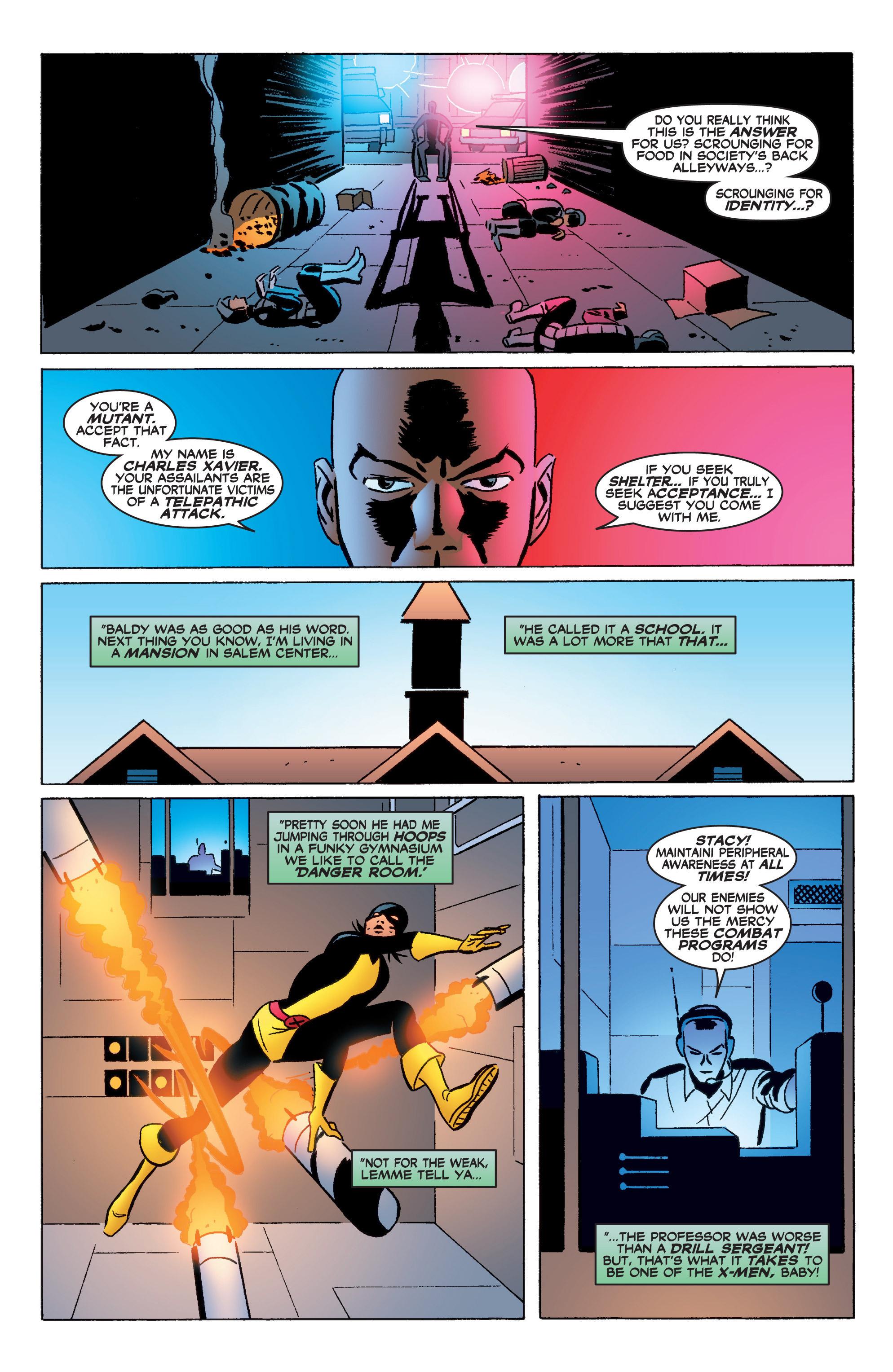 Read online Uncanny X-Men (1963) comic -  Issue #400 - 27