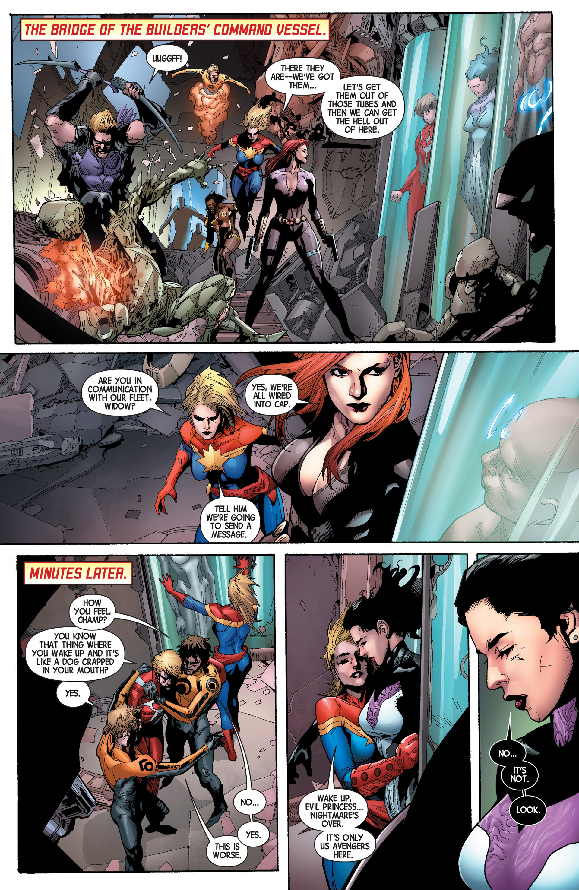 Read online Avengers (2013) comic -  Issue #20 - 9