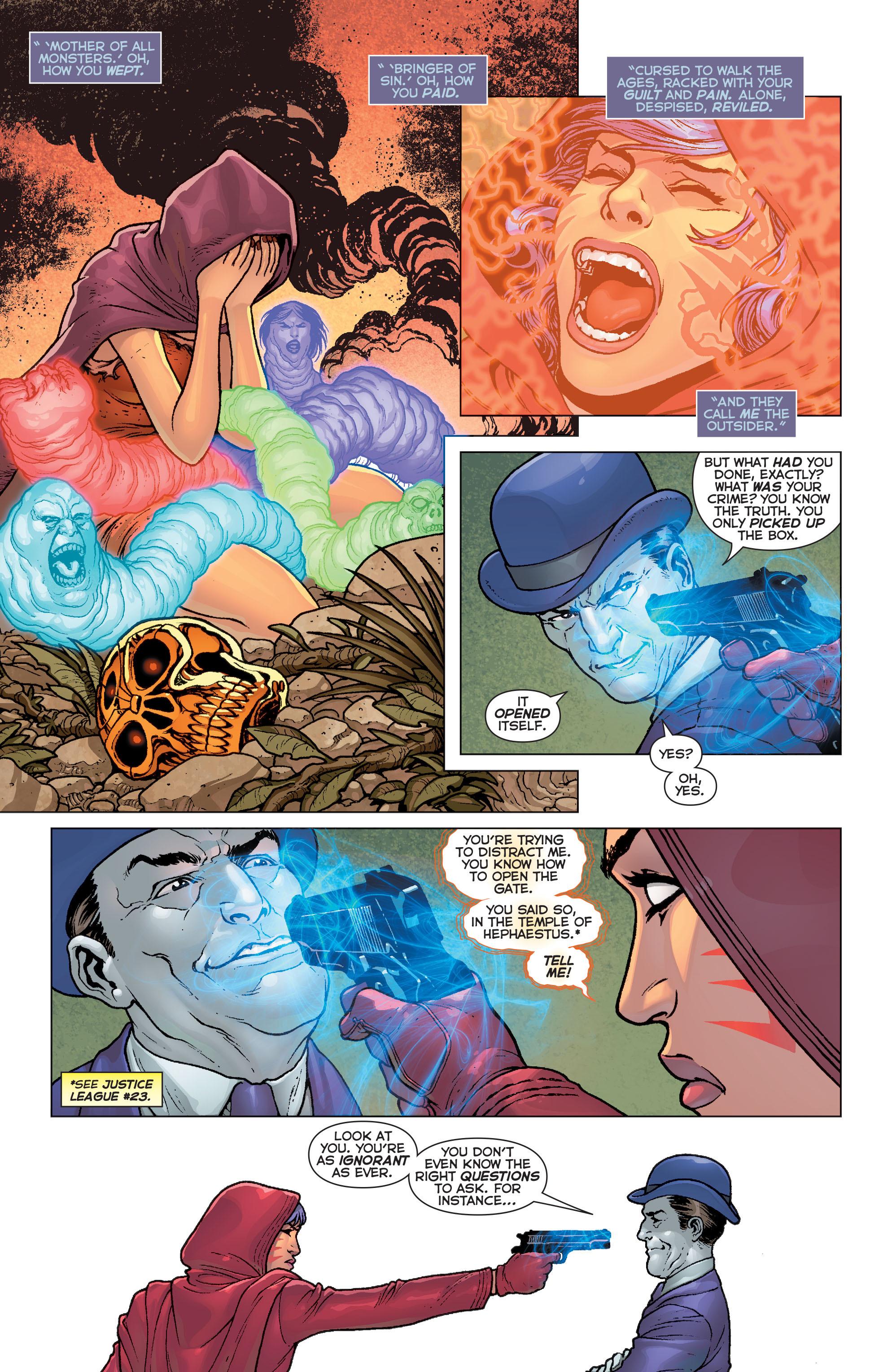 Read online Trinity of Sin: Pandora comic -  Issue #5 - 4
