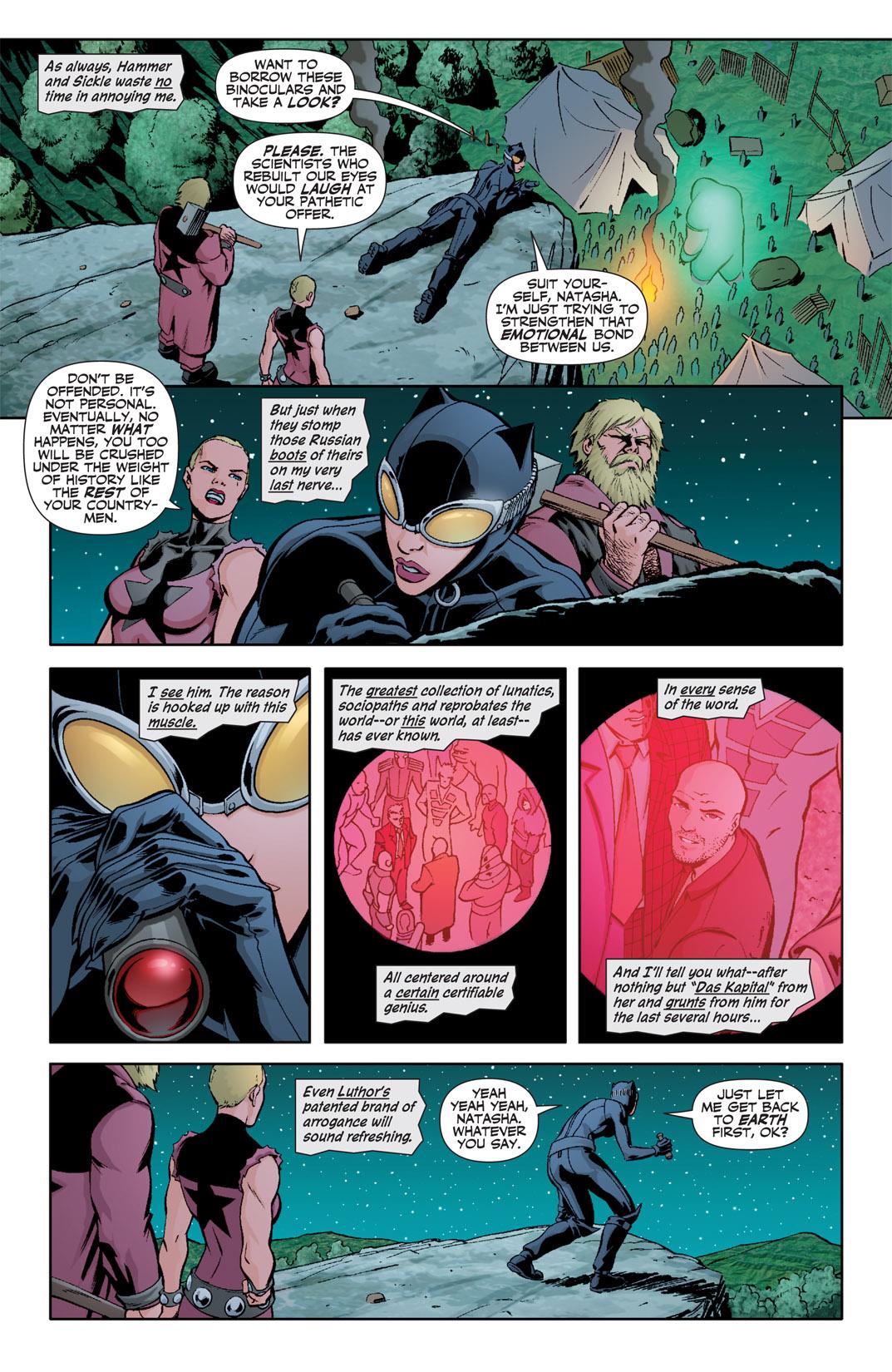 Catwoman (2002) #78 #78 - English 11
