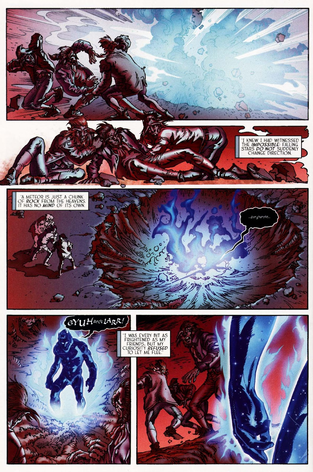 Read online Negation Lawbringer comic -  Issue # Full - 8