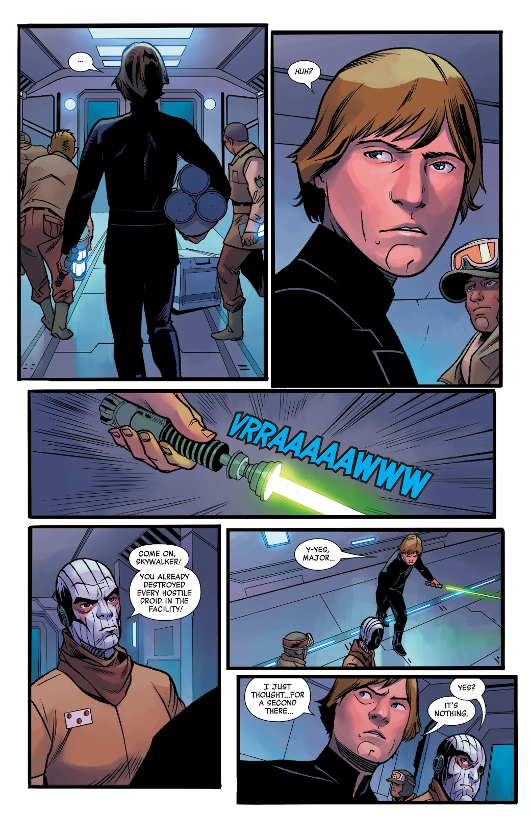 Read online Star Wars: Age of Rebellion - Heroes comic -  Issue # TPB - 79