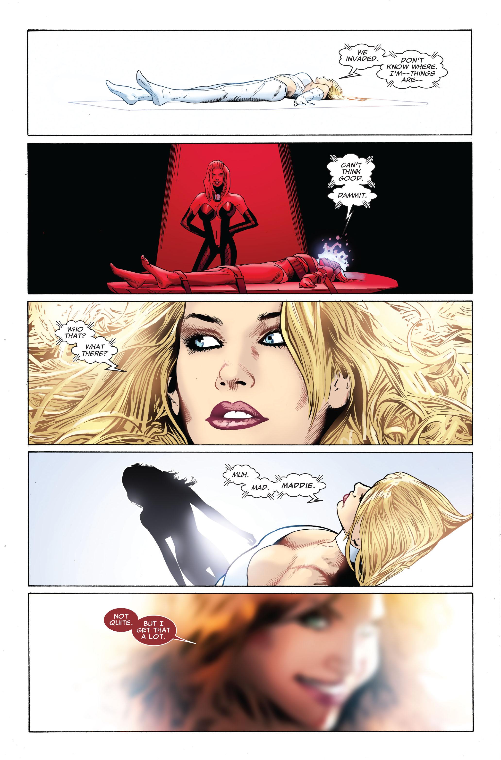 Read online Uncanny X-Men (1963) comic -  Issue #510 - 8