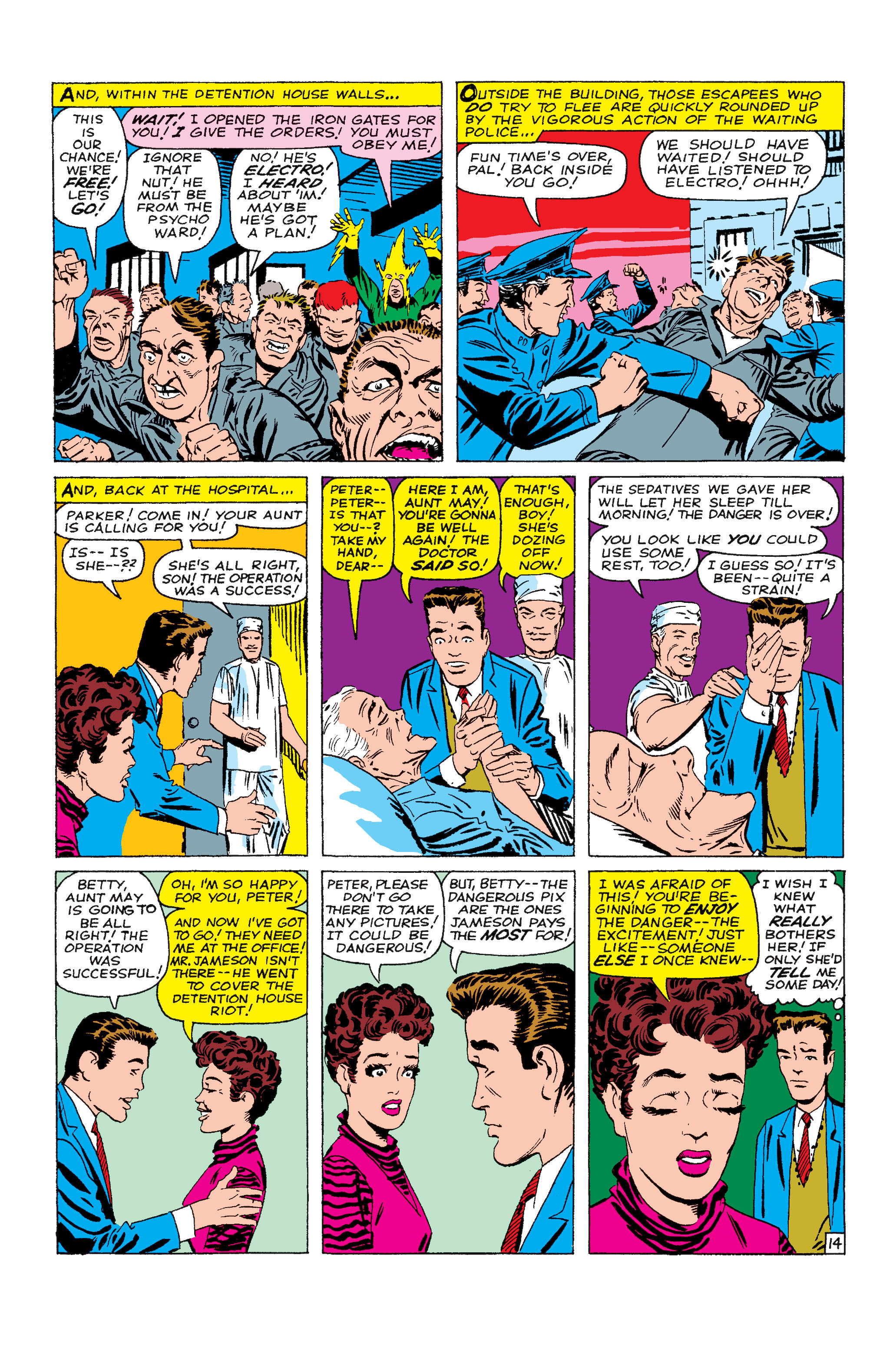 The Amazing Spider-Man (1963) 9 Page 14