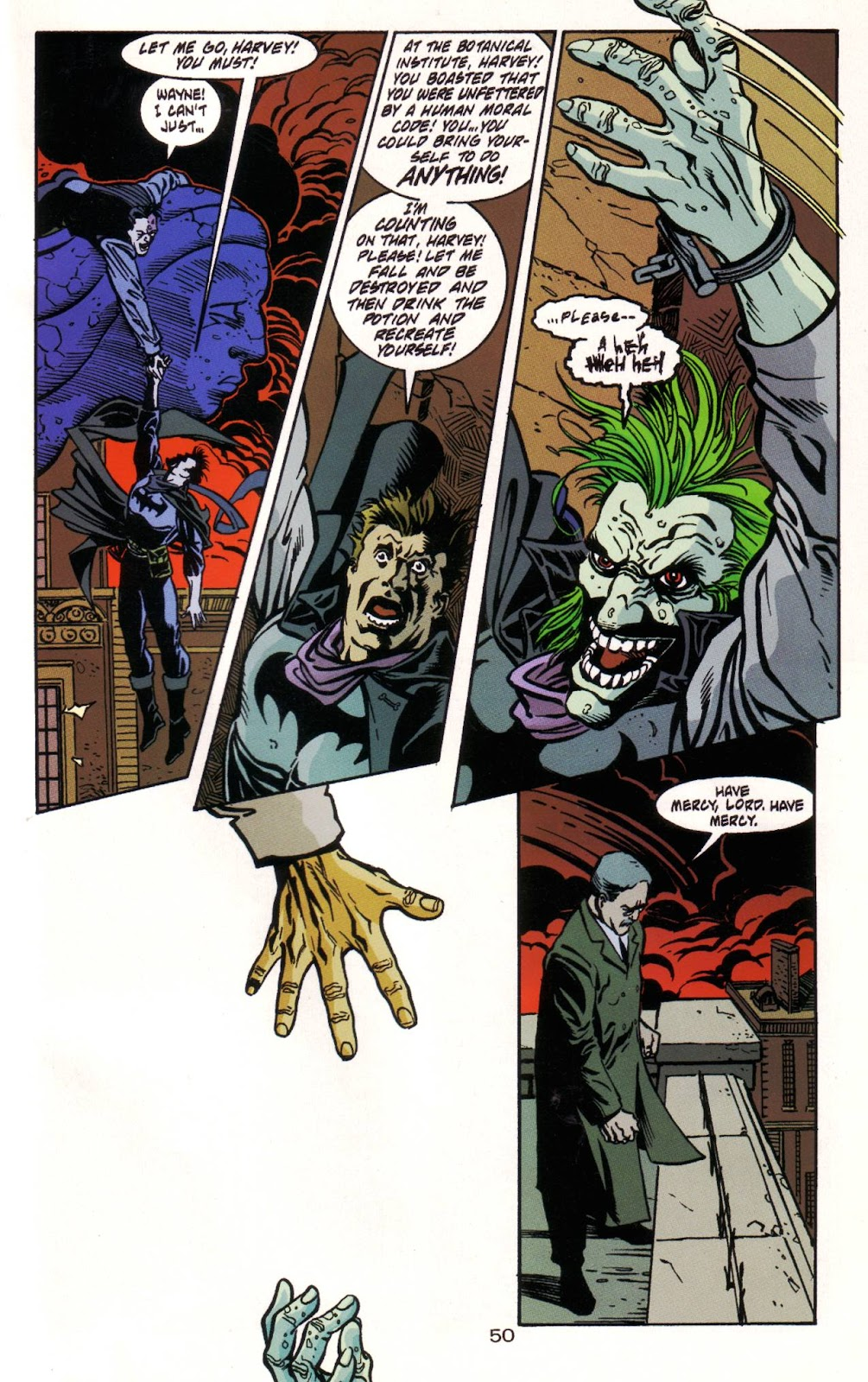 Batman: Two Faces issue Full - Page 51