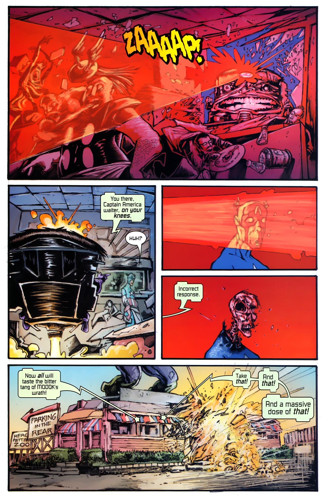 Read online Astonishing Tales (2009) comic -  Issue #2 - 23