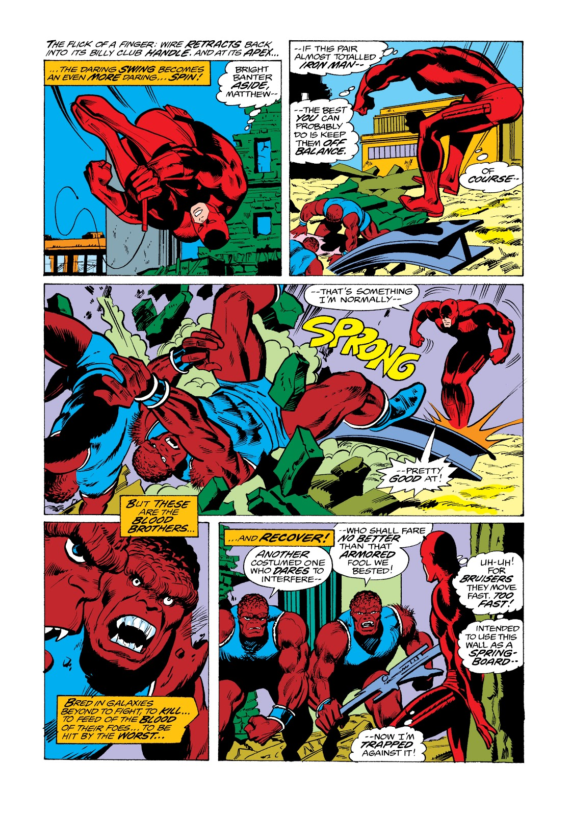 Read online Marvel Masterworks: The Invincible Iron Man comic -  Issue # TPB 11 (Part 2) - 86