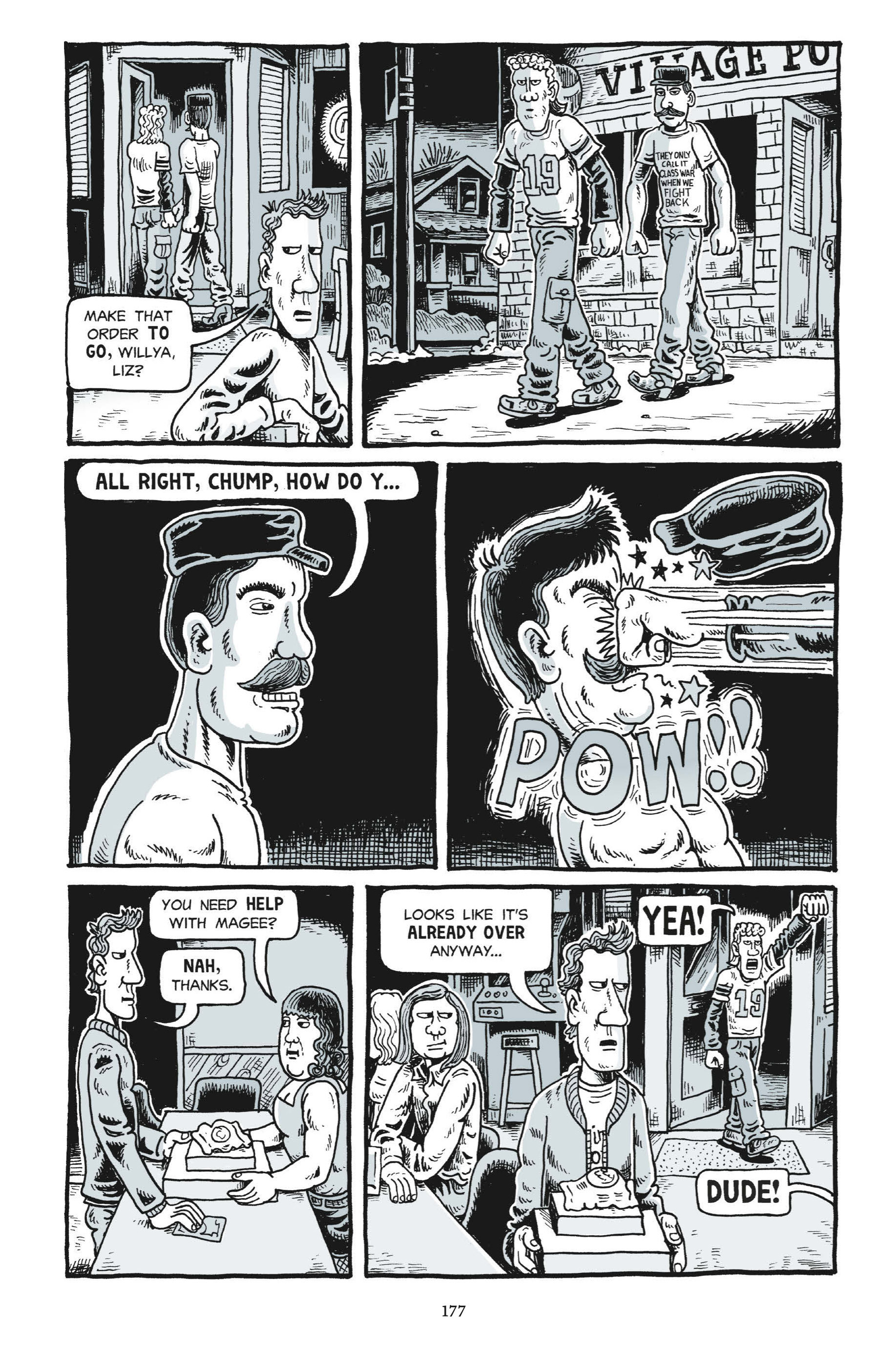 Read online Trashed comic -  Issue # Full - 171