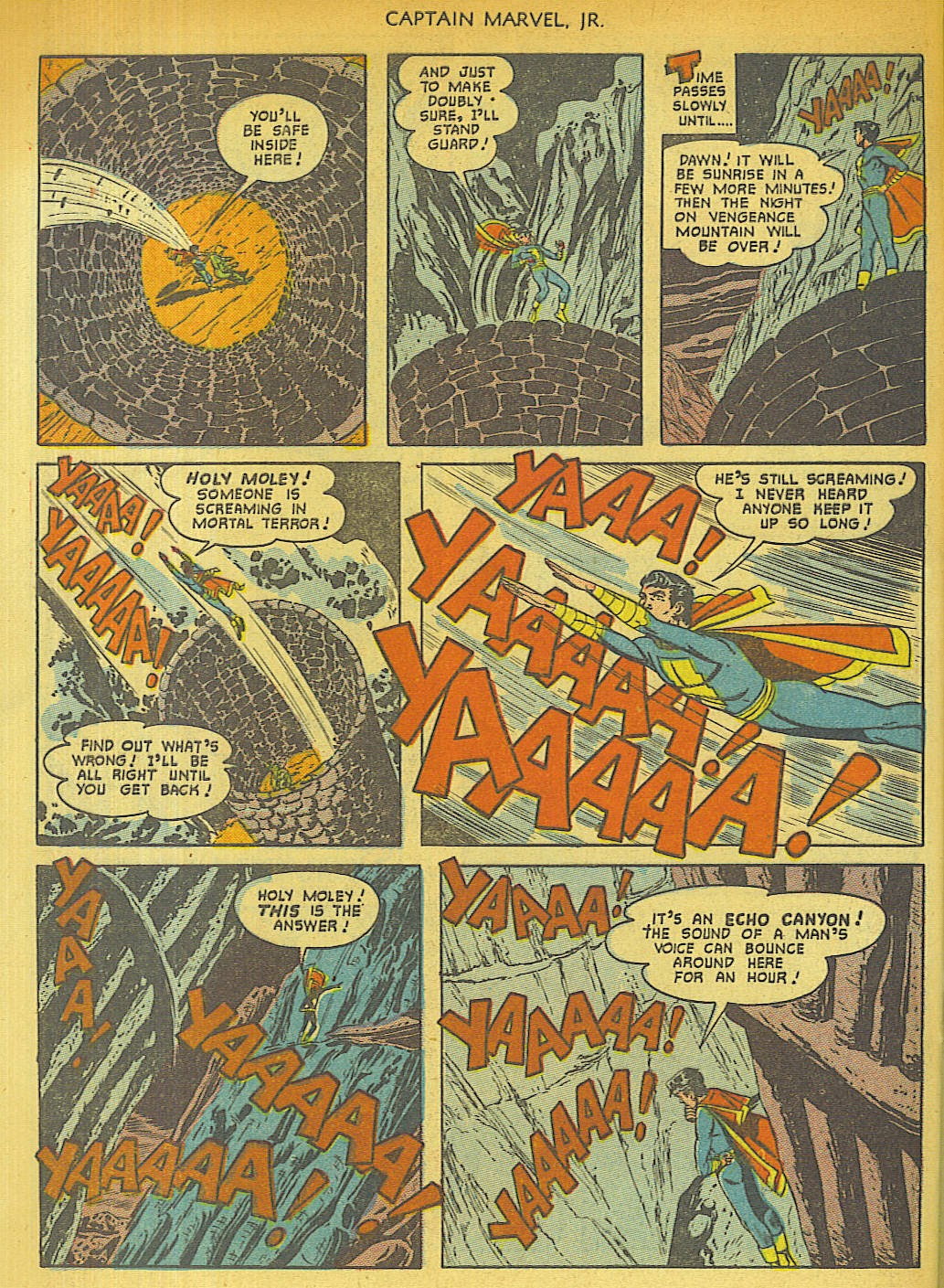 Captain Marvel, Jr. issue 96 - Page 48