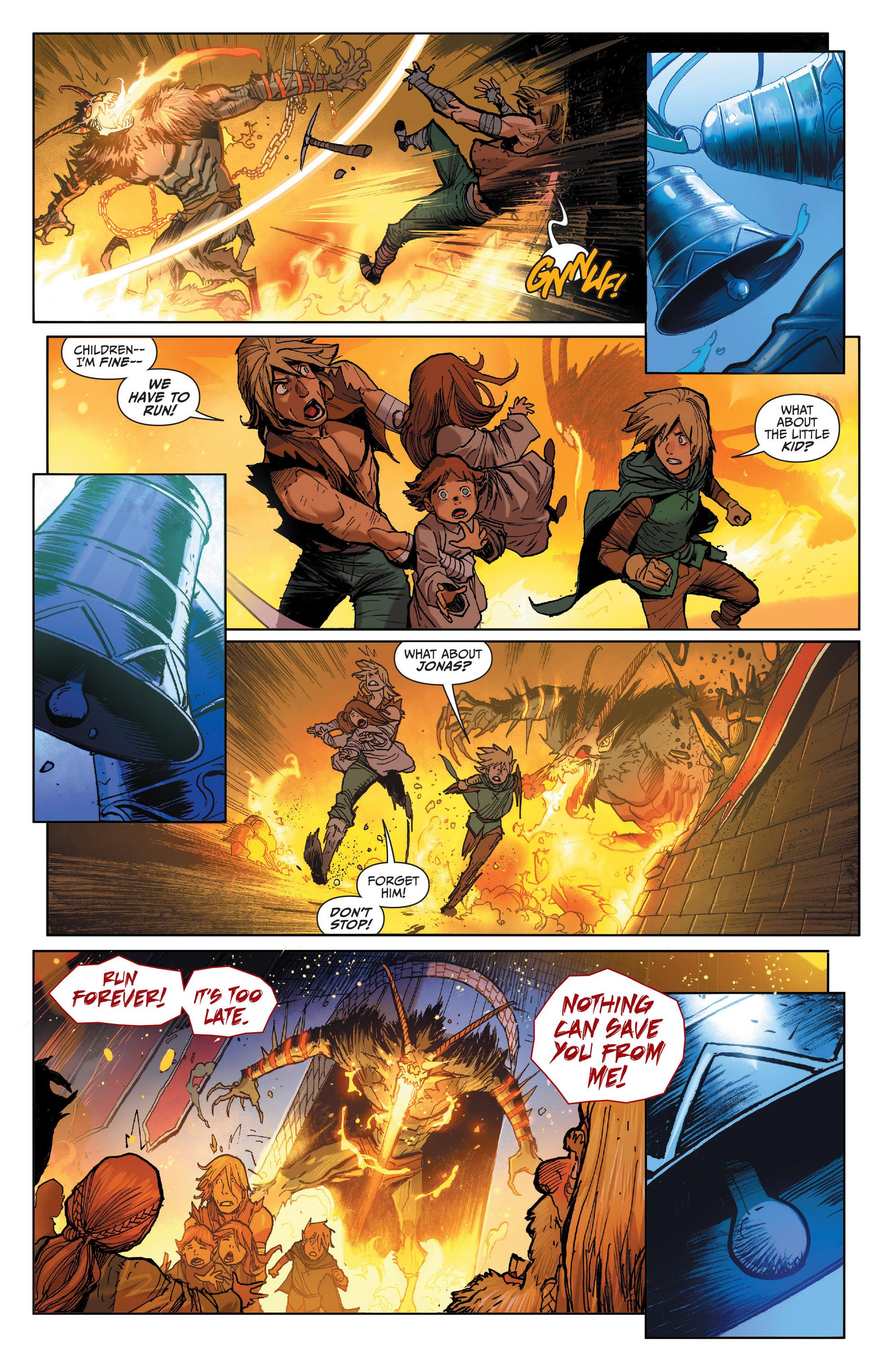 Read online Klaus comic -  Issue #7 - 11