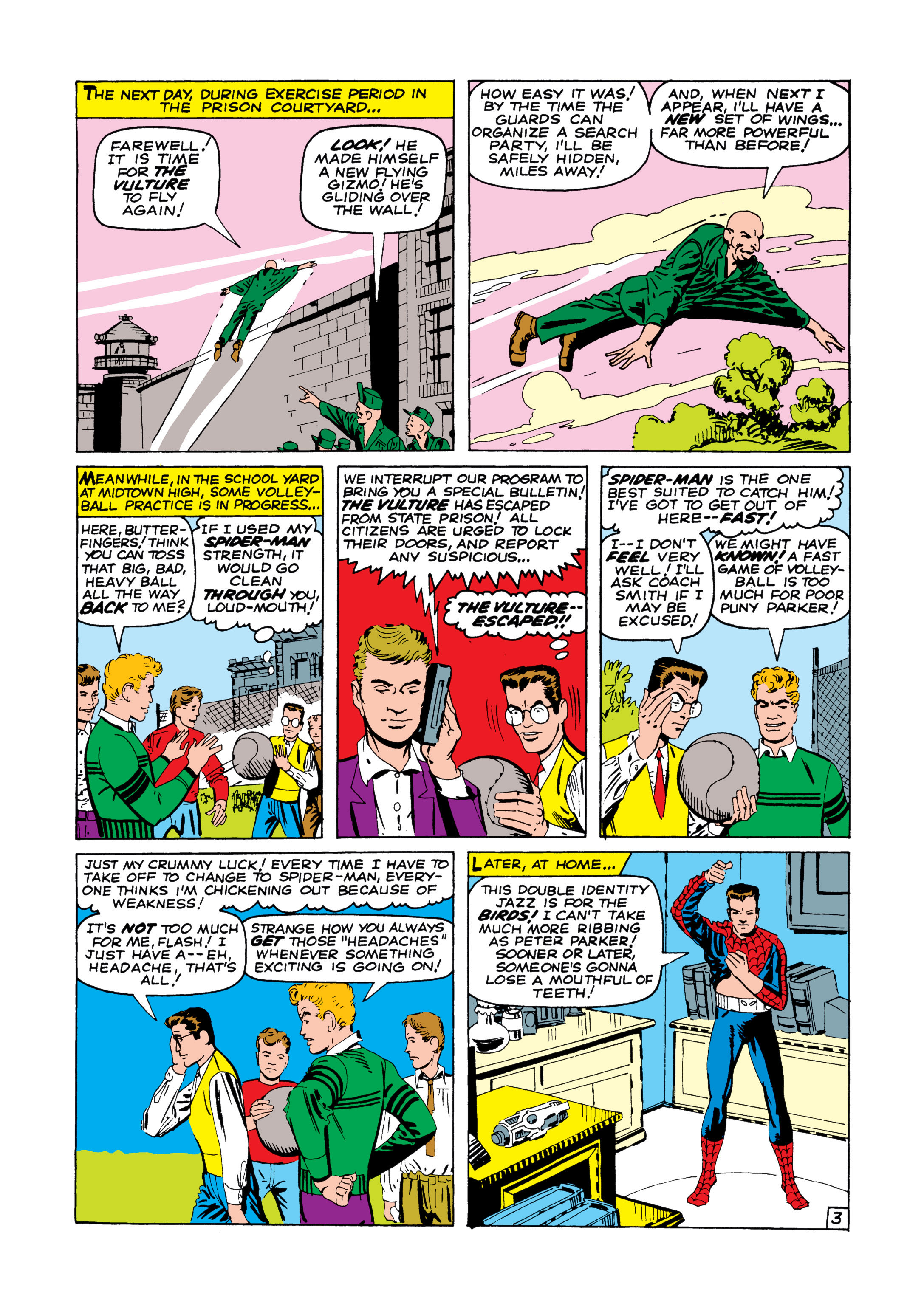 The Amazing Spider-Man (1963) 7 Page 3