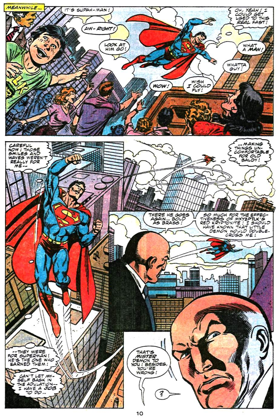 Read online Action Comics (1938) comic -  Issue #659 - 11