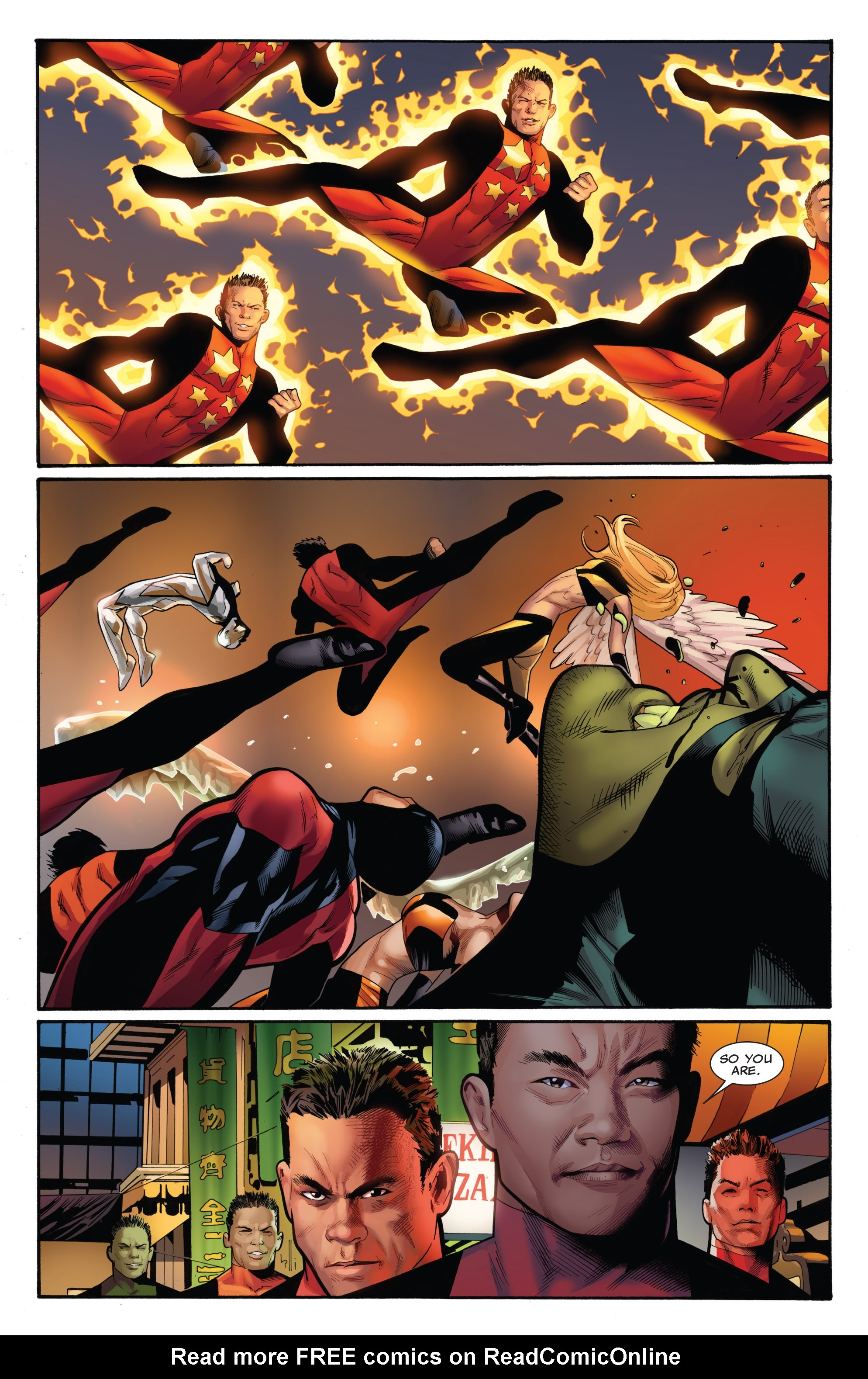 Read online Uncanny X-Men (1963) comic -  Issue #532 - 10