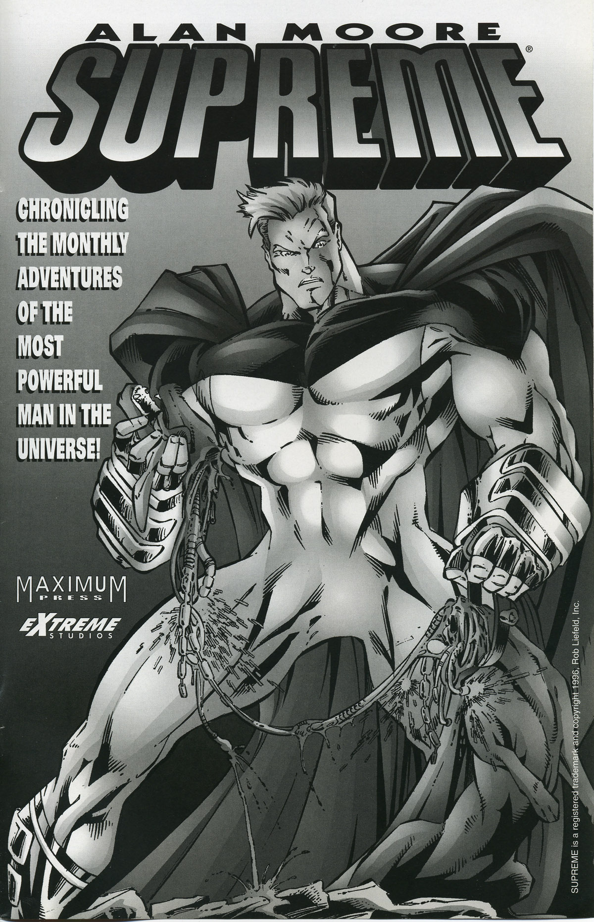 Read online Avengelyne/Warrior Nun Areala comic -  Issue # Full - 32
