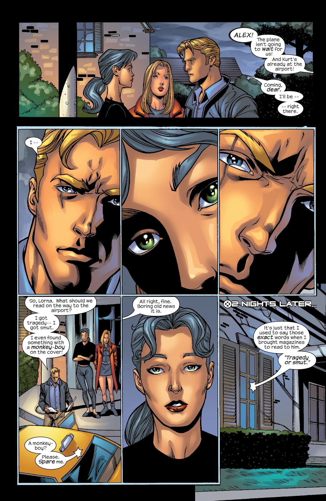 Read online X-Men: Unstoppable comic -  Issue # TPB (Part 4) - 34