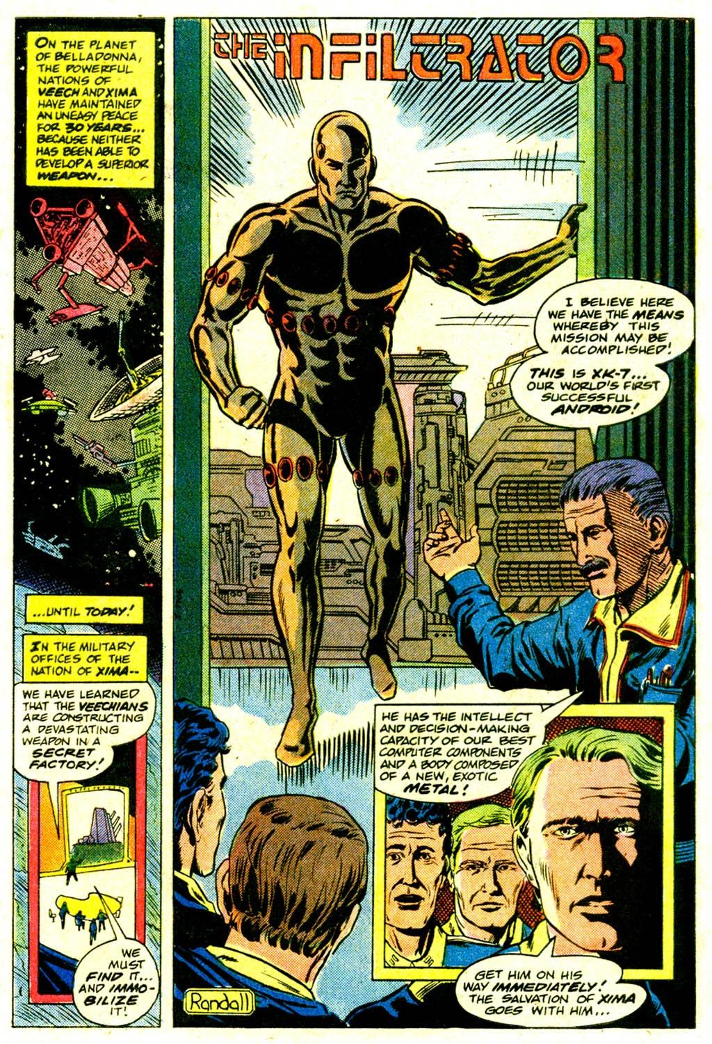 Read online Sgt. Rock comic -  Issue #370 - 31
