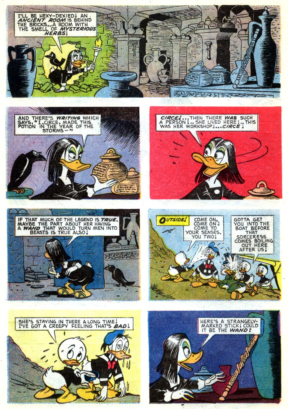 Read online Uncle Scrooge (1953) comic -  Issue #40 - 12