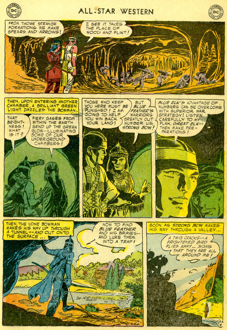 Read online All-Star Western (1951) comic -  Issue #82 - 13