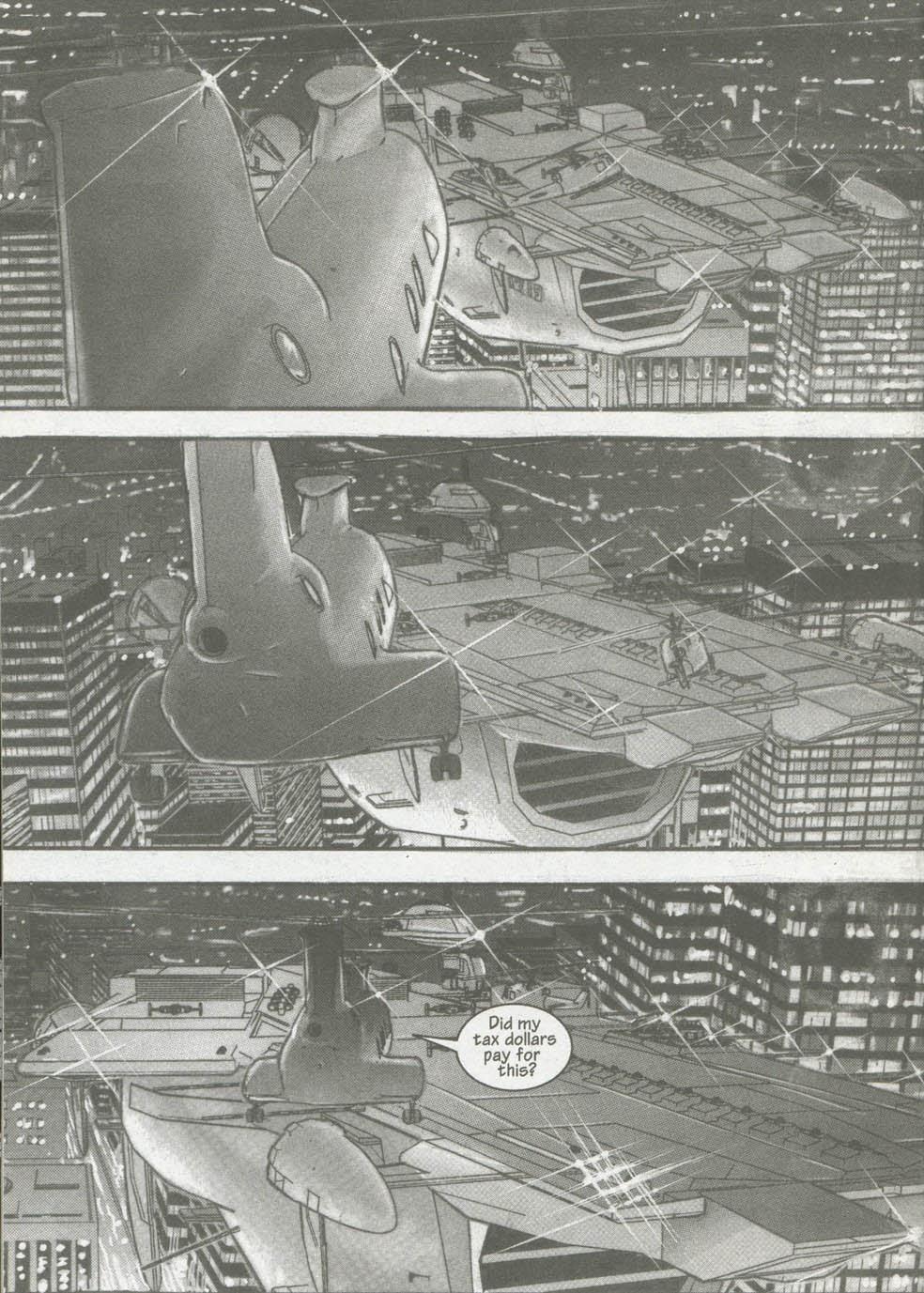 Read online U.S. War Machine comic -  Issue #2 - 24