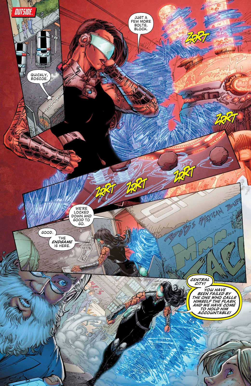 Read online The Flash (2011) comic -  Issue # _TPB 8 (Part 2) - 31