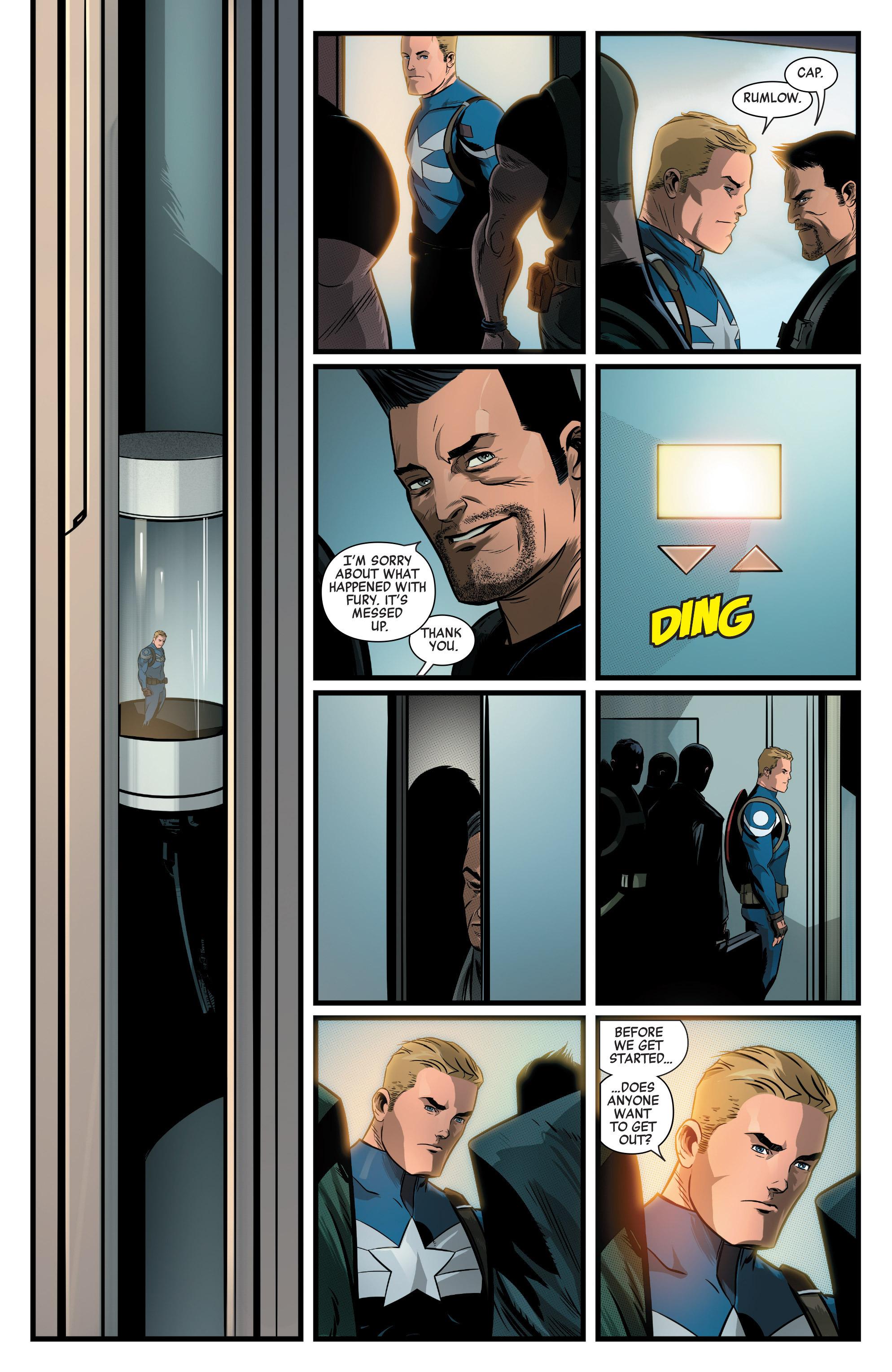 Read online Captain America: Civil War Prelude comic -  Issue #3 - 16