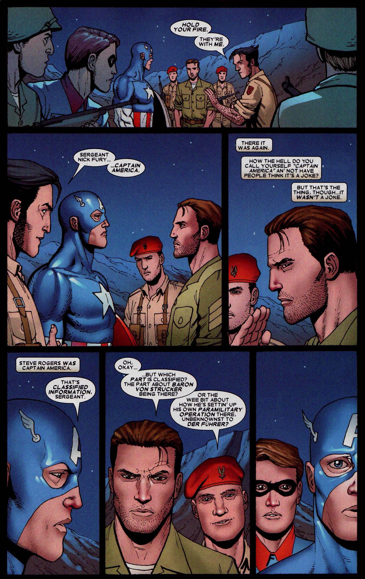 Read online Wolverine: Origins comic -  Issue #18 - 7