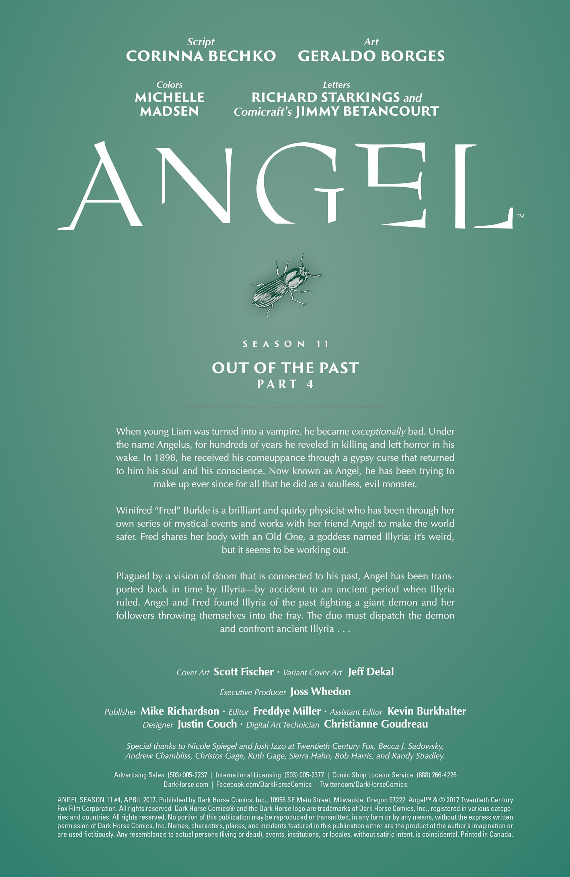 Angel Season 11 4 Page 2
