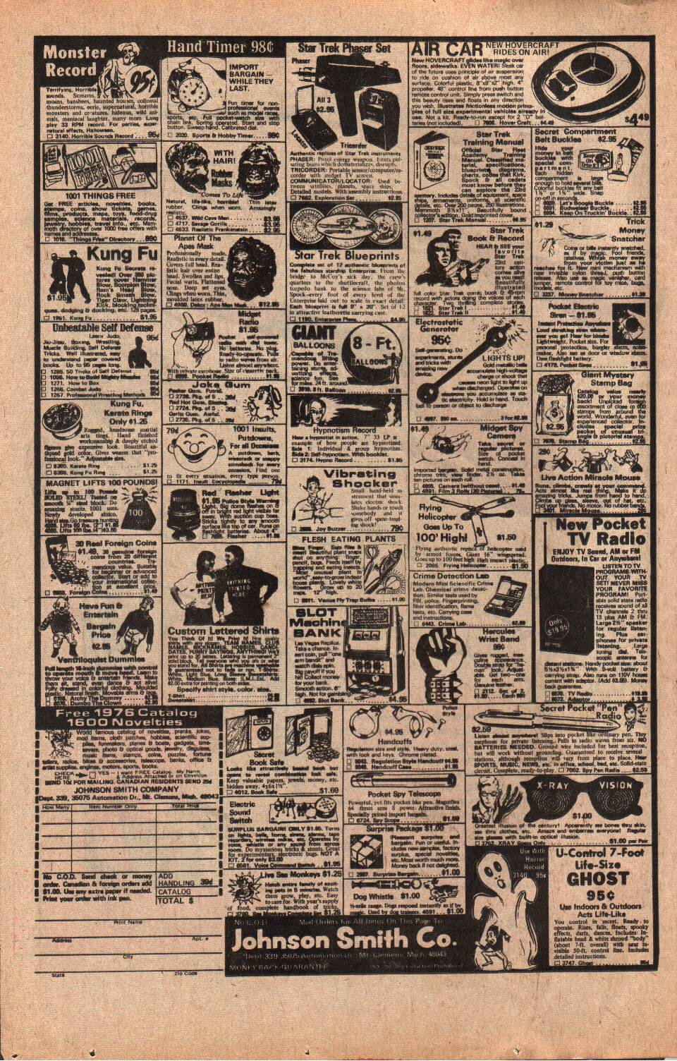 Read online Shazam! (1973) comic -  Issue #25 - 8