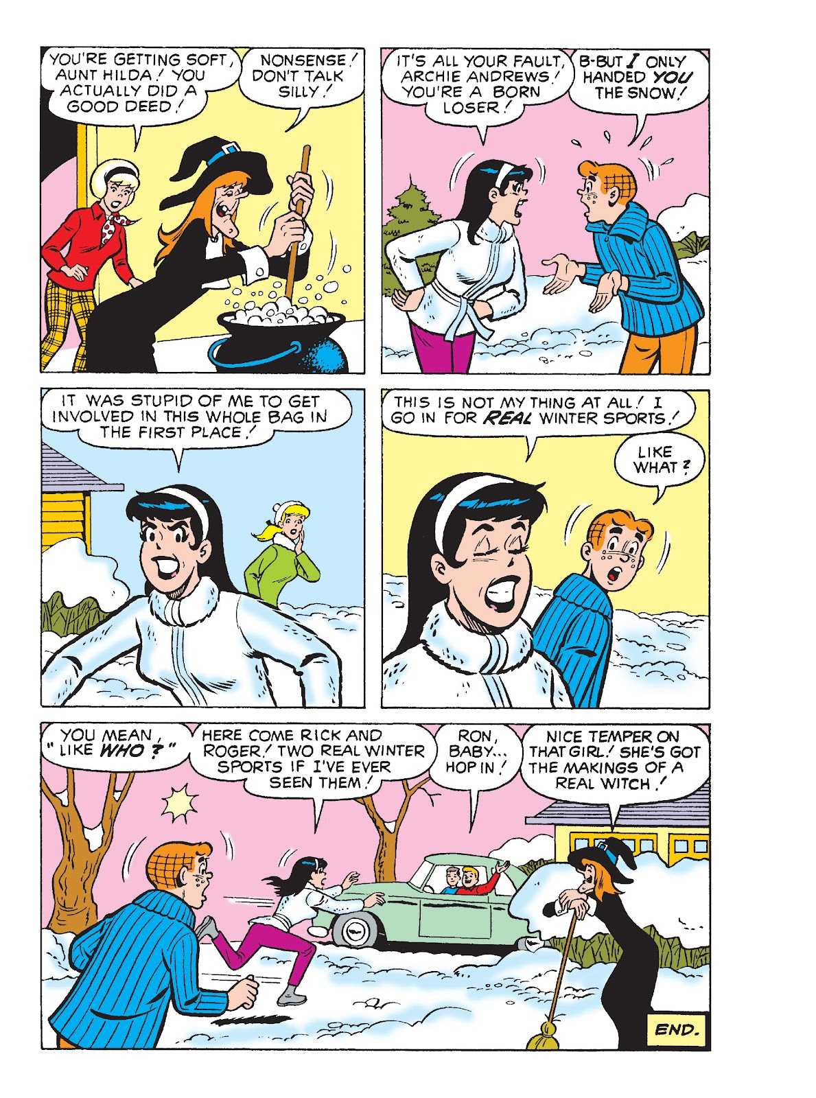 Betty and Veronica Double Digest issue 290 - Page 45