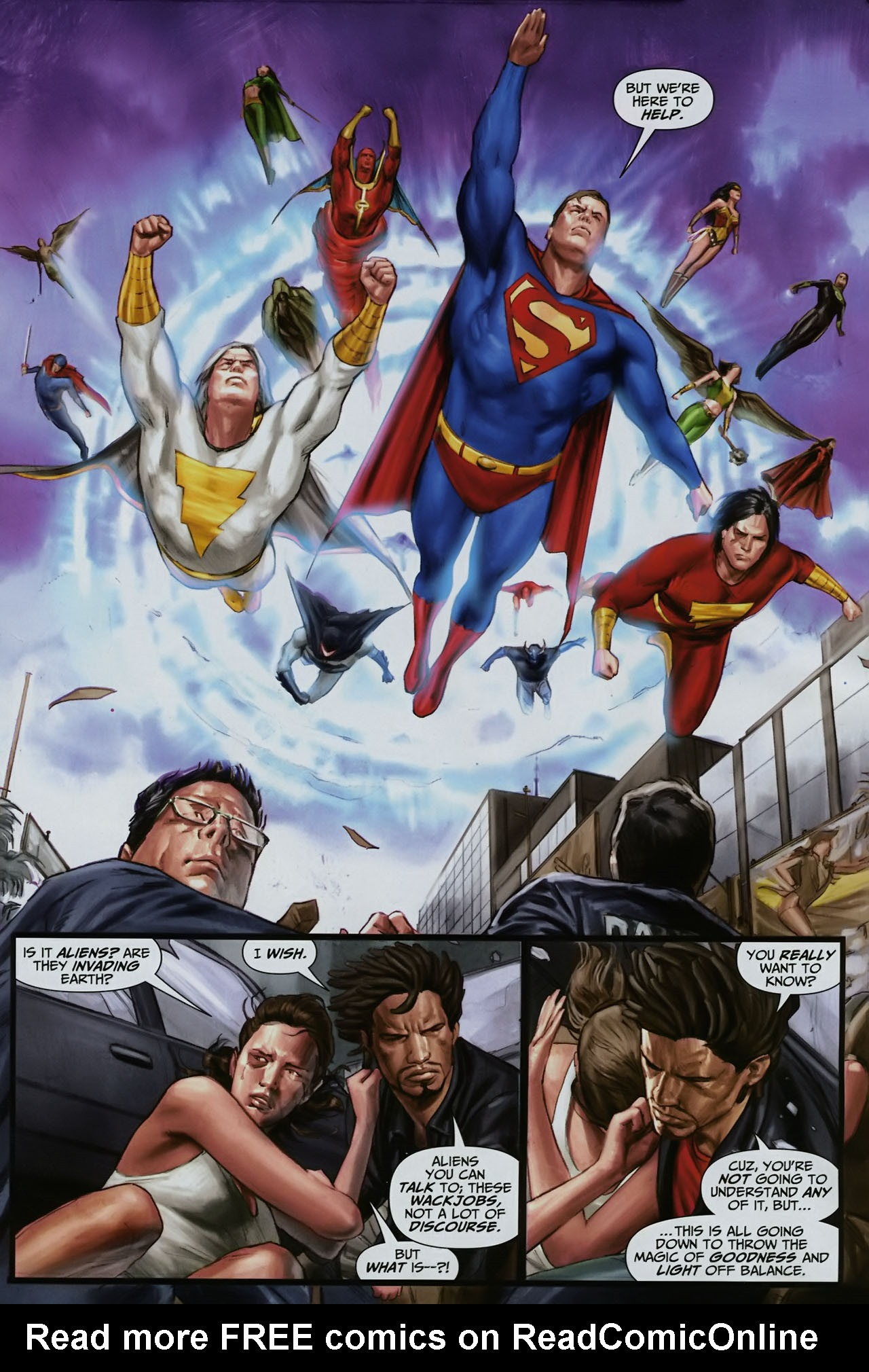 Read online Trials of Shazam comic -  Issue #12 - 11