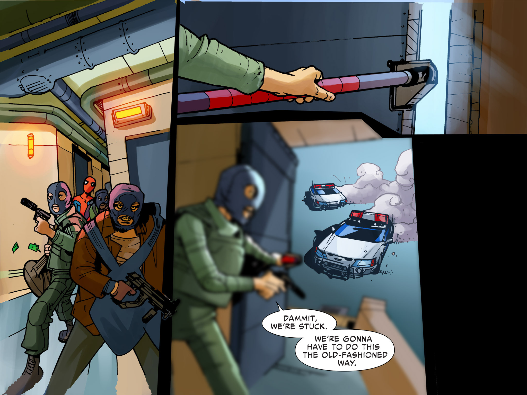 Read online Amazing Spider-Man: Who Am I? comic -  Issue # Full (Part 1) - 32