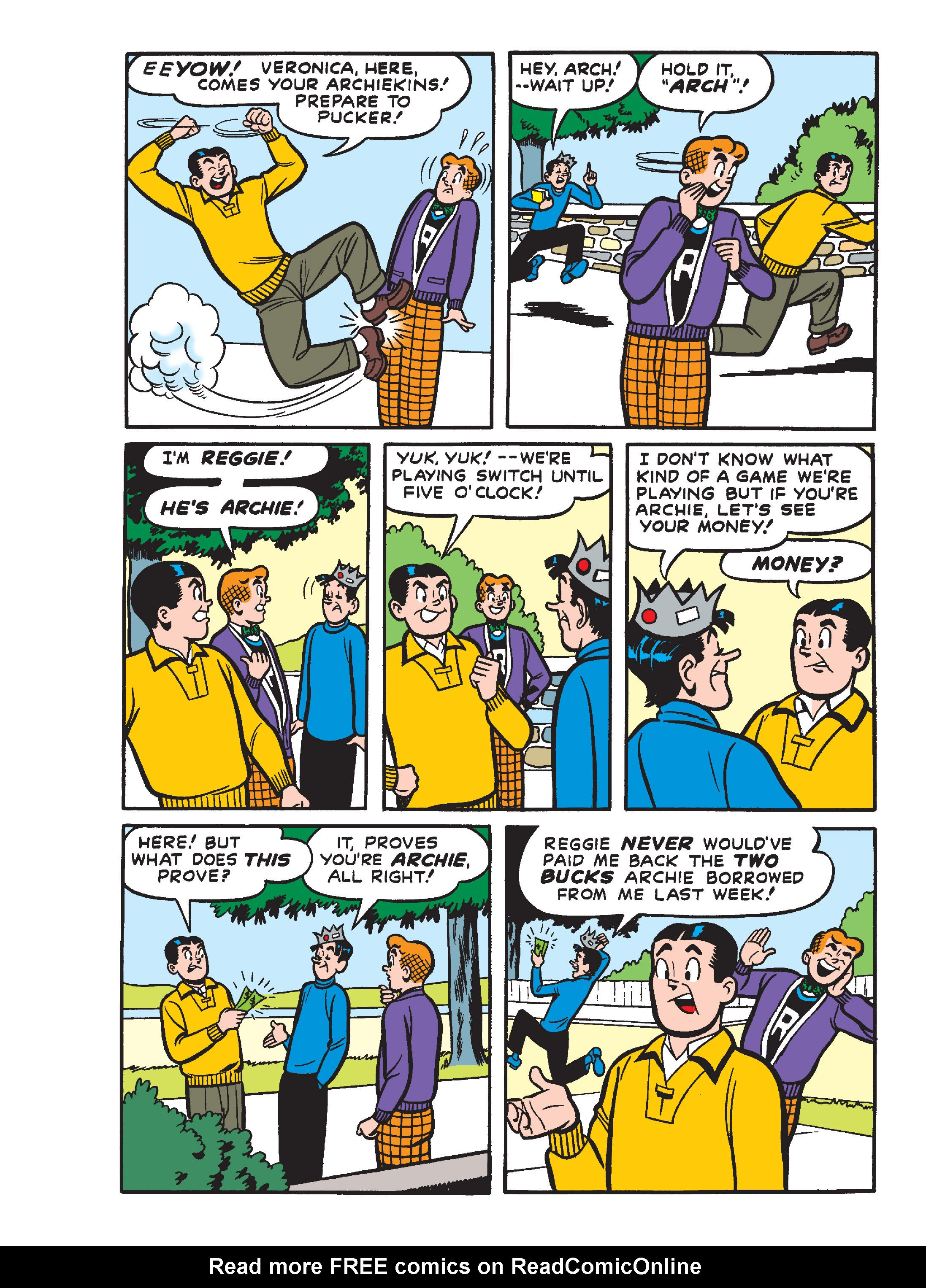 Read online Archie Giant Comics Collection comic -  Issue #Archie Giant Comics Collection TPB (Part 2) - 33