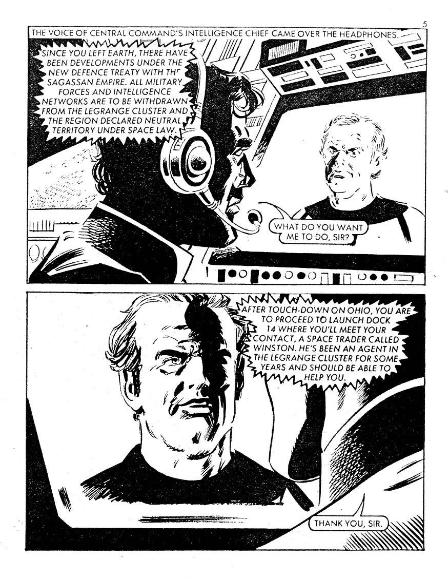 Starblazer issue 30 - Page 5