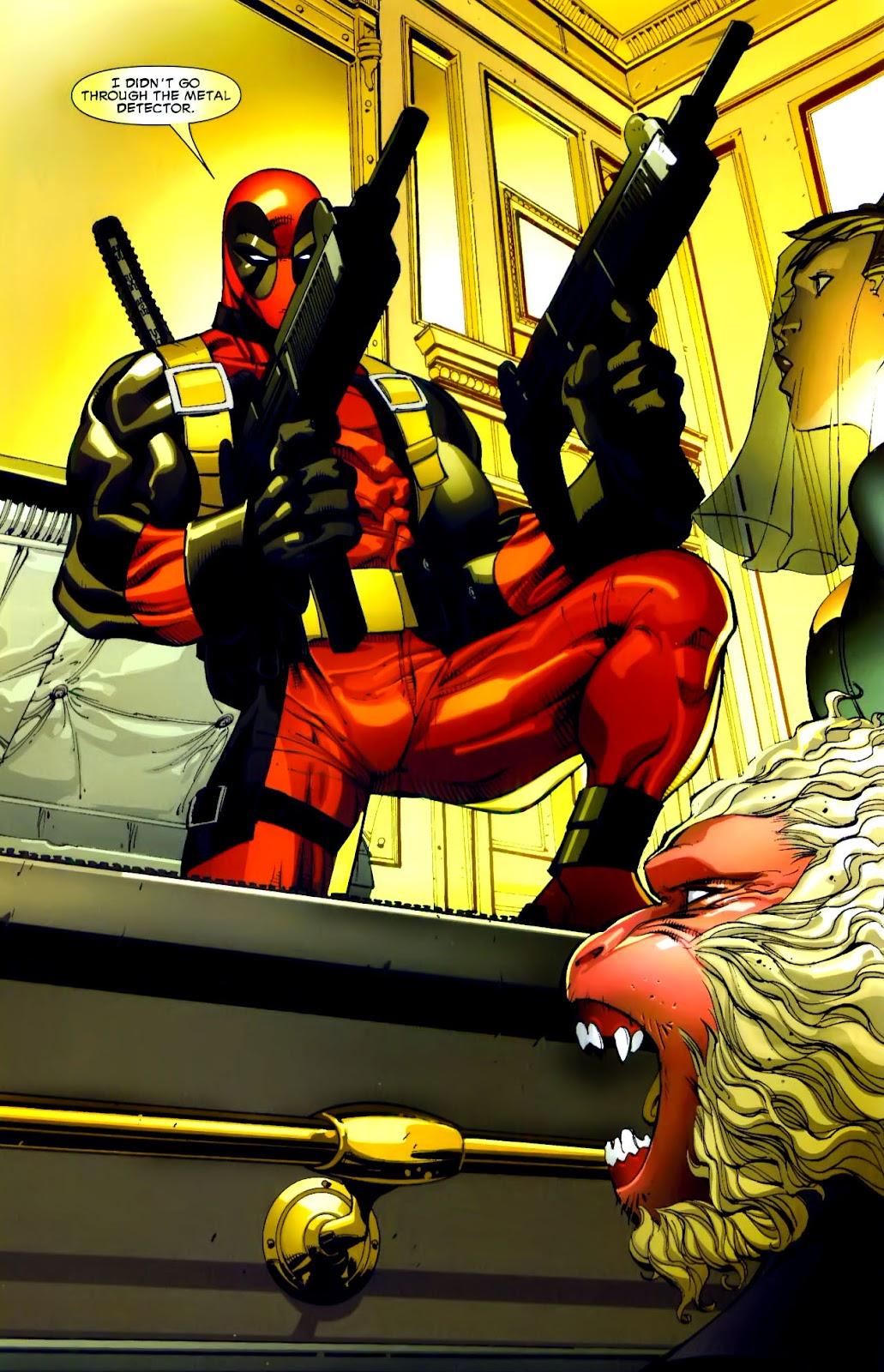 Read online Deadpool (2008) comic -  Issue #21 - 13