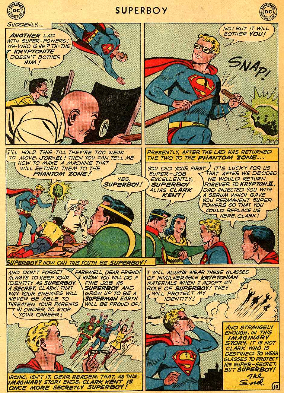 Superboy (1949) issue 95 - Page 29